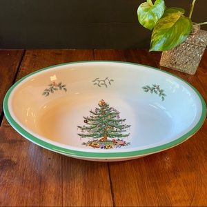Spode Oval Serving Dish